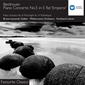Beethoven: Piano Concerto No 5; Sonatas etc.