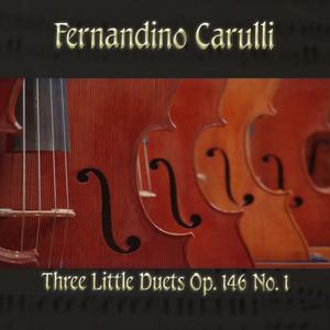 Fernandino Carulli: Three Little Duets, Op. 146, No. 1