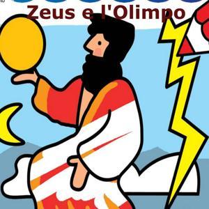 Ecosound la Mitologia: Zeus e l'Olimpo (58 minuti di racconto)