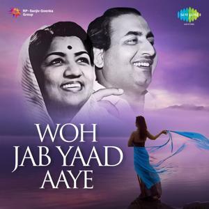 Woh Jab Yaad Aaye - Lata and Mohd. Rafi