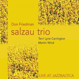 Live at Jazzbaltica feat. Terri Lyne Carrington, Martin Wind