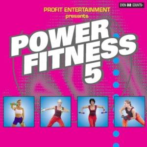 POWER FITNESS vol. 5 (Fitness, Cardio & Aerobic Session) Even 32 Counts