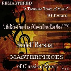 Rudolf Barshai - Masterpieces of Classical Music Remastered, Vol. 8