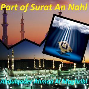Part of Surat An Nahl (Quran)