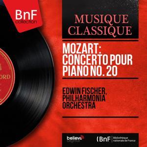 Mozart: Concerto pour piano No. 20 (Mono Version)