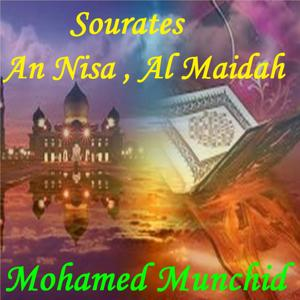 Sourates  An Nisa , Al Maidah (Quran)