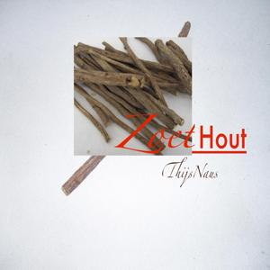 Zoet - Hout