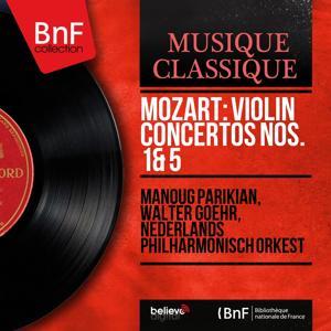 Mozart: Violin Concertos Nos. 1 & 5 (Mono Version)