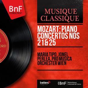 Mozart: Piano Concertos Nos 21 & 25 (Mono Version)
