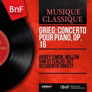 Grieg: Concerto pour piano, Op. 16 (Mono Version)