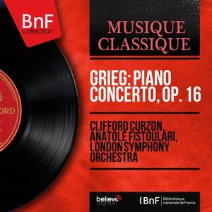 Grieg: Piano Concerto, Op. 16 (Mono Version)