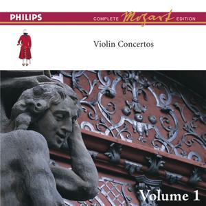 Mozart: The Violin Concertos, Vol.1