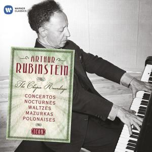 Icon: Arthur Rubinstein