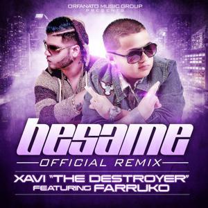 Besame (Remix) [feat. Farruko]