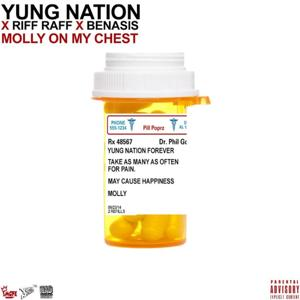 Molly on My Chest (feat. Riff Raff & Benasis)