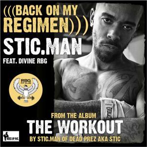 Back on My Regimen (Swole Like Tookie) [feat. Divine Rbg]