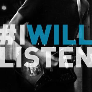 #I Will Listen (Songs to Break the Stigma of Mental Illness)