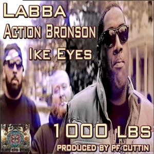 1000 Lbs (feat. Action Bronson & Ike Eyes)