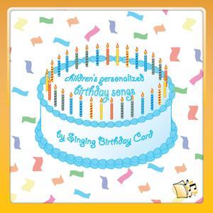 Children's Personalized Birthday Songs