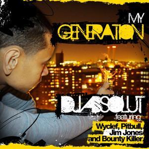 My Generation (feat. Wyclef, Jim Jones, Bounty Killer & Pitbull)