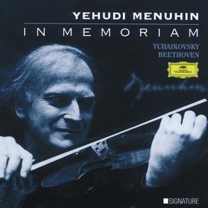 Yehudi Menuhin - In Memoriam