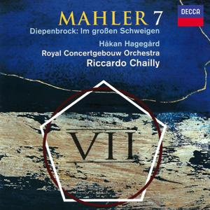 Mahler: Symphony No. 7 / Diepenbrock: Im großen Schweigen