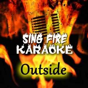 Outside (Karaoke Version) (Originally Performed By George Michael)