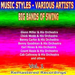 Big Bands of Swing, Vol. 1
