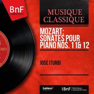 Mozart: Sonates pour piano Nos. 11 & 12 (Mono Version)