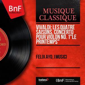 Vivaldi: Les quatre saisons, Concerto pour violon No. 1