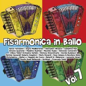 Fisarmonica In Ballo, Vol. 7