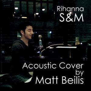 S & M - Rihanna (Acoustic Cover)