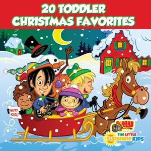 20 Toddler Christmas Favorites