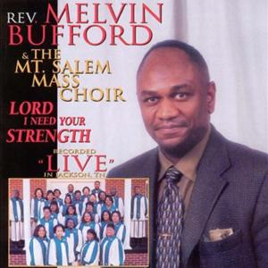 Lord I Need Your Strength (Live)