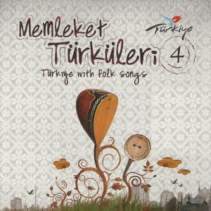 Memleket Türküleri, Vol. 4 (Türkiye with Folk Songs)