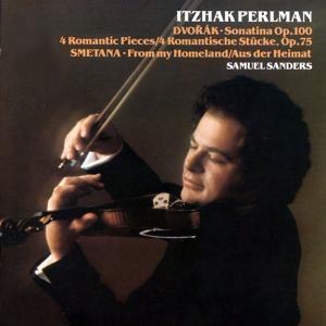 Dvorak/smetana: Violin Works