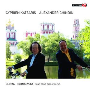 Russian Piano Music for Four Hands: Glinka & Tchaikovsky