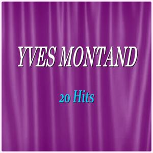 Yves Montand (20 Hits)