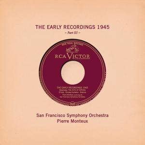 Pierre Monteux: The Early Recordings 1945, Pt. III