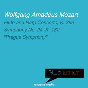 Blue Edition - Mozart: Flute and Harp Concerto, K. 299 &
