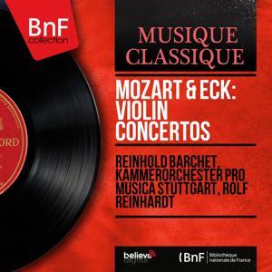 Mozart & Eck: Violin Concertos (Mono Version)