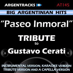 Paseo Inmoral - Tribute to Gustavo Cerati - EP