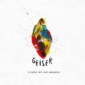 Geiser: Lo mejor del rock emergente, Vol. II España