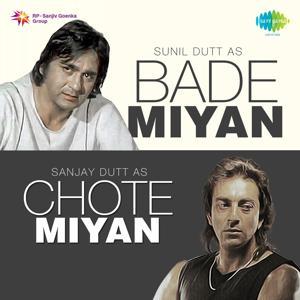 Bade Miyan Chote Miyan - Sunil Dutt and Sanjay Dutt