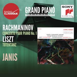 Liszt: Totentanz / Rachmaninov: Concerto 1 - Janis