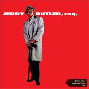 Jerry Butler, Esquire (Original Album - 1959)