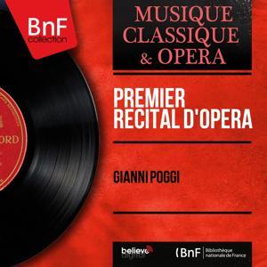 Premier récital d'opéra (Mono Version)