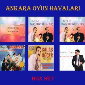 Ankara Oyun Havaları Box Set