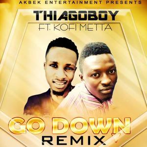Go Down (Remix) [Akbek Entertainment Presents]