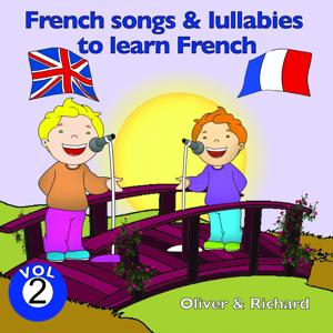 French Songs and Lullabies to Learn French, Vol. 2